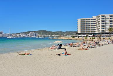 Playa Hotel Alua Hawaii Ibiza San Antonio